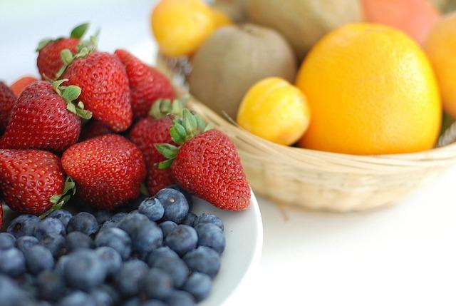 果物ビタミンのイメージ