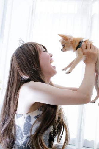 ##プロによる犬の撮影##