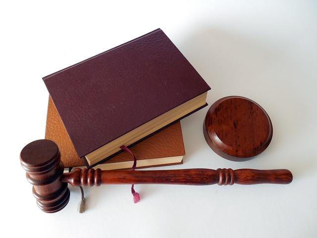 法廷の道具