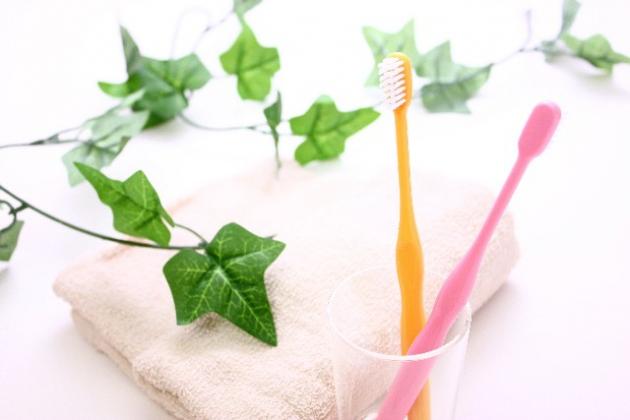 人用の歯ブラシ