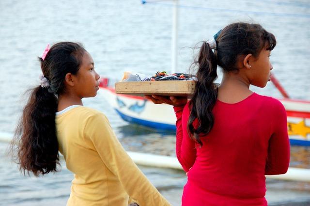バリ島の島民