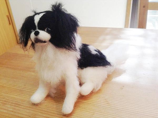 ##リアルな愛犬羊毛フェルト##