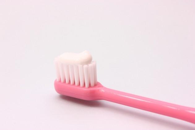 歯ブラシでお口ケア