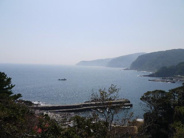 伊豆の風景 海