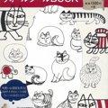 猫インテリアに変身!リサ・ラーソン ウォールシールBOOKについて