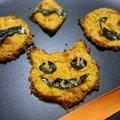 猫の手作りおやつレシピ♪『カボチャと秋鮭のハロウィン風クッキー』サ…
