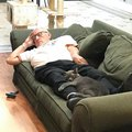 75歳のキャッツ・グランパの「うたた寝」の写真が世界中で話題に!
