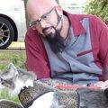 猫ヘルパーの「ジャクソン・ギャラクシー」について