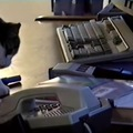 「私は立派な受付猫!」会社の電話を取ることができる猫さん