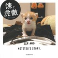 煉の愛猫「虎徹」 ビジュアル系バンドマンと可愛い猫の絆