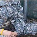 アフガニスタンで出会った子猫と女性兵士!彼女は子猫を置き去りにな…