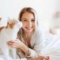 猫と布団で一緒に寝る方法と注意点