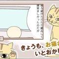 きょうも、お猫さまはいとをかし。【第35話】「切実な悩み」