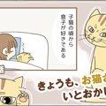 きょうも、お猫さまはいとをかし。【第3話】「理不尽」