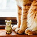 猫のフィギュアがかわいい!ガチャガチャでも集められるおすすめ商品