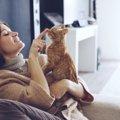 猫にも花粉症があります!くしゃみだけじゃない症状に、注意警報発令…