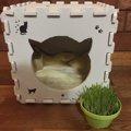 騒音に怯える猫のために!「防音シェルター猫ハウス」を手作りしました