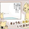 きょうも、お猫さまはいとをかし。【第13話】「自作自演」