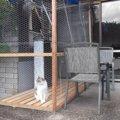 DIY初体験!室内猫用『個室風エンクロージャー(囲い)』を作ってみた!