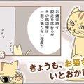 きょうも、お猫さまはいとをかし。【第22話】「脱走の結末」