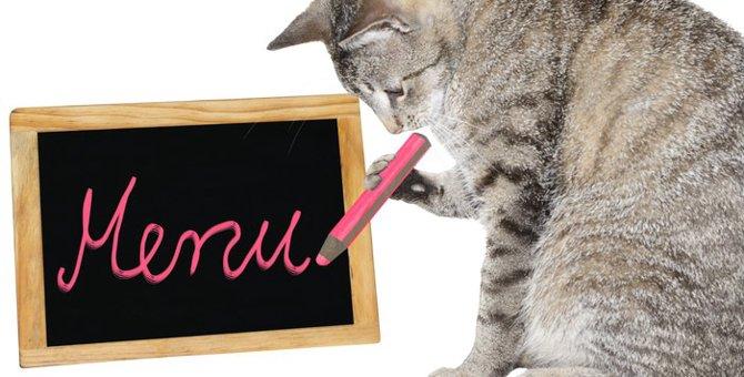 猫の食べ物~危険・安全な物~