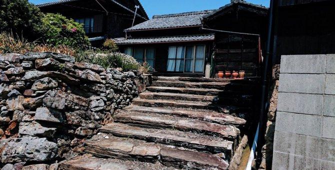 岩合光昭さん監督の映画「ねことじいちゃん」のロケ地になった、佐久島へ