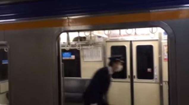 電車に猫が!駅員さんとの追いかけっこの顛末は……