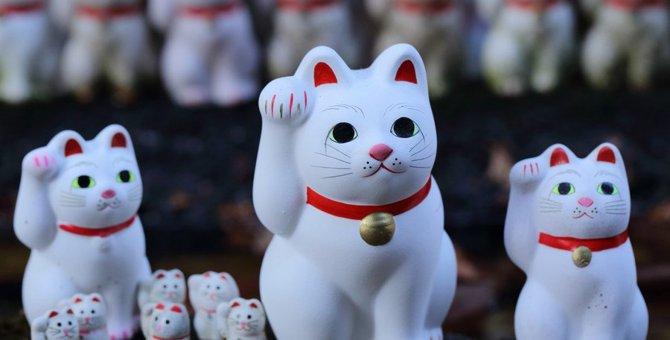 猫の置物、オブジェでお部屋が可愛くなる!プレゼントにもおすすめな商品27選