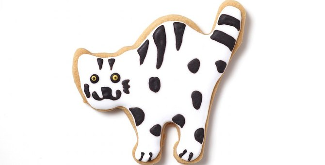 猫のアイシングクッキーがかわいい!おすすめ商品や作り方