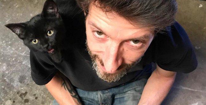 助けを必要としている子猫が目の前に現れたら、あなたはどうしますか?