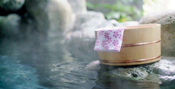 猫と温泉を楽しむ方法!猫も肌荒れなど効果がある!