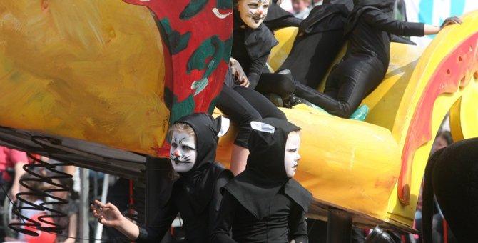 ベルギーの「猫祭り」とは?発祥の起源やお祭りの内容