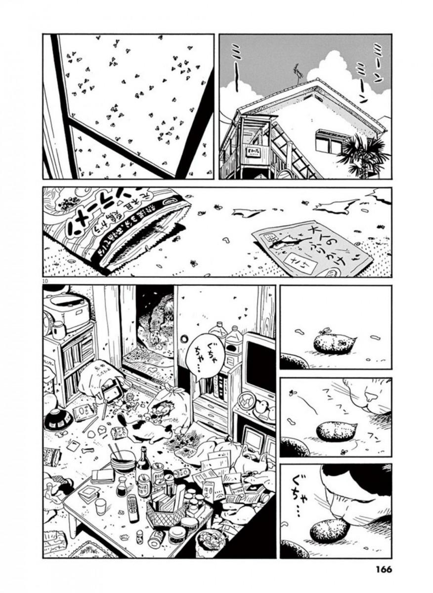 家猫ぶんちゃんの一年p10