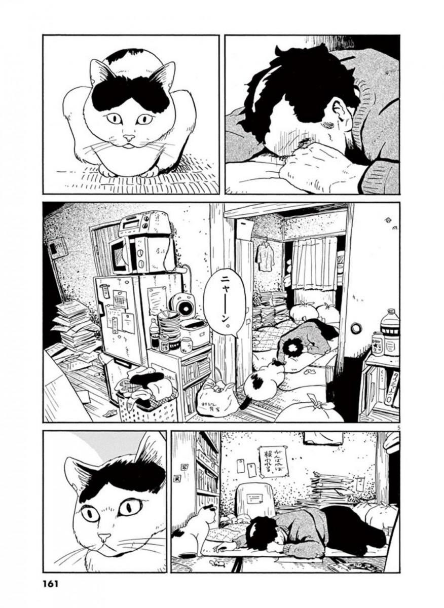 家猫ぶんちゃんの一年p5