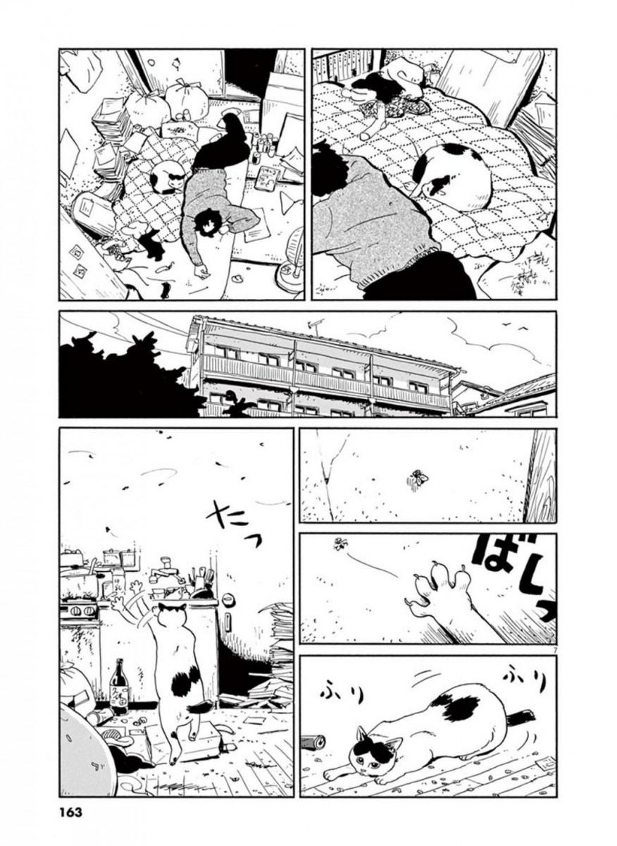 家猫ぶんちゃんの一年p7