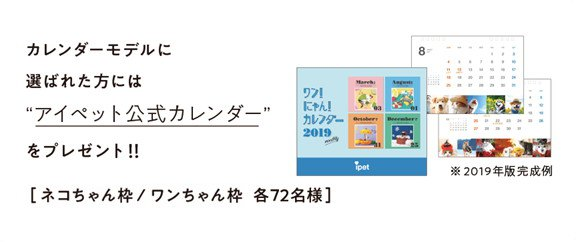 カレンダーモデル賞