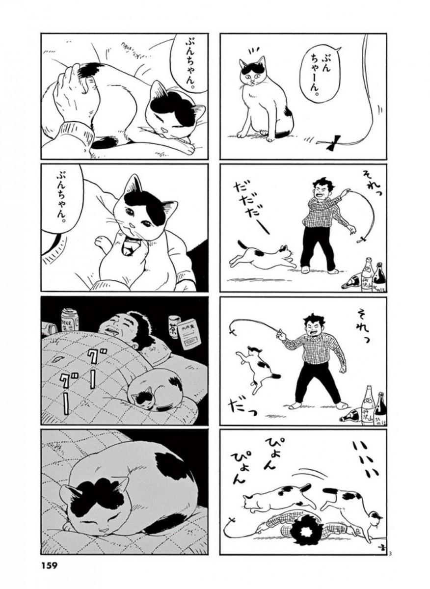 家猫ぶんちゃんの一年p3