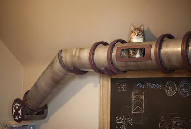 猫のインテリア!おしゃれな実用例5選とおすすめ商品