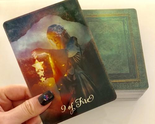 火の9のカード