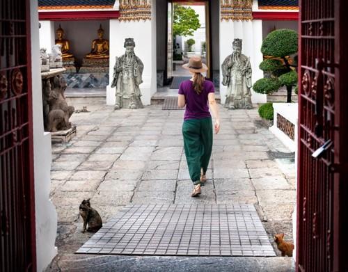 バンコクの寺社