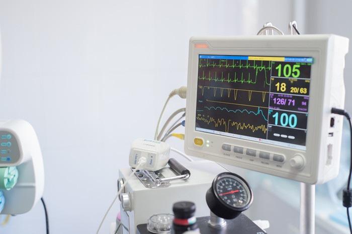 動物病院の機器
