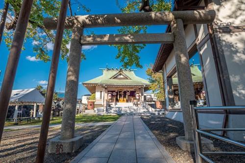 浦安市豊受神社