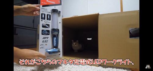 マキタ充電式LEDワークライト