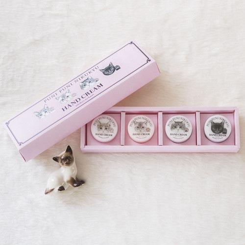 フェリシモ猫部 ハンドクリーム