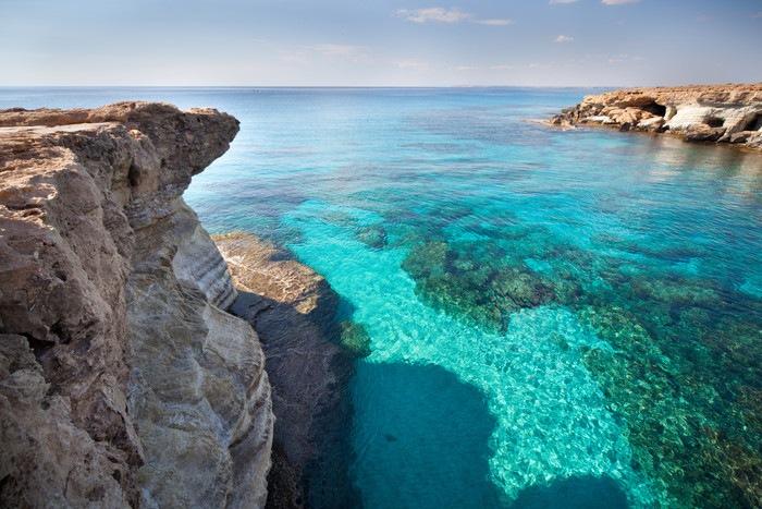 キプロスの海