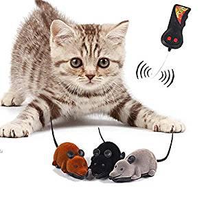 HUZVLS 猫用電動おもちゃ