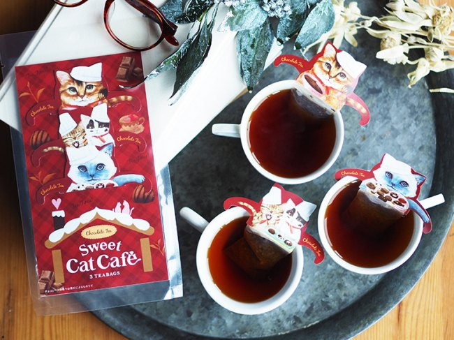 キャットカフェ使用イメージ