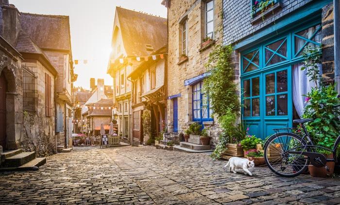 フランスの町