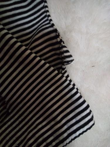 縫い合わせた状態の表側