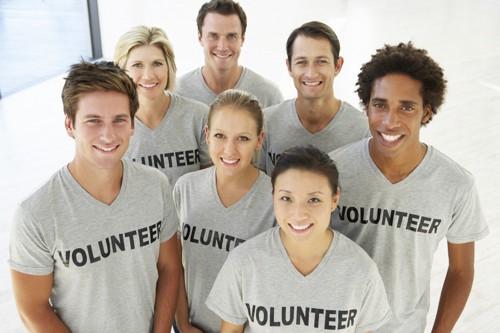 ボランティアスタッフ